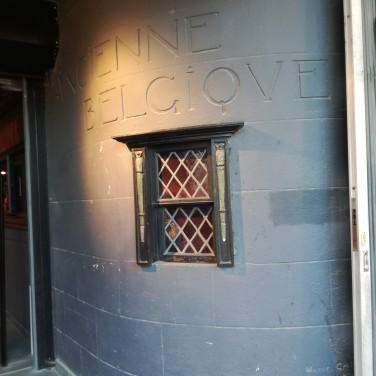 Ingang ANCIEN BELGIQUE Kipdorpvest Antwerpen
