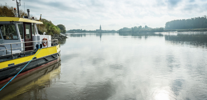 Veerboot Scheldeland